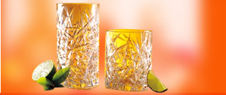 Glass Tableware Manufacturers, Hand Crafted Glassware